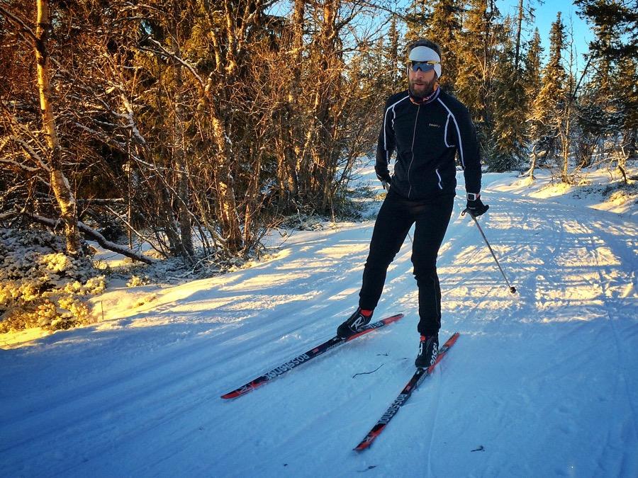 Skate Skidor Vemdalsskalet