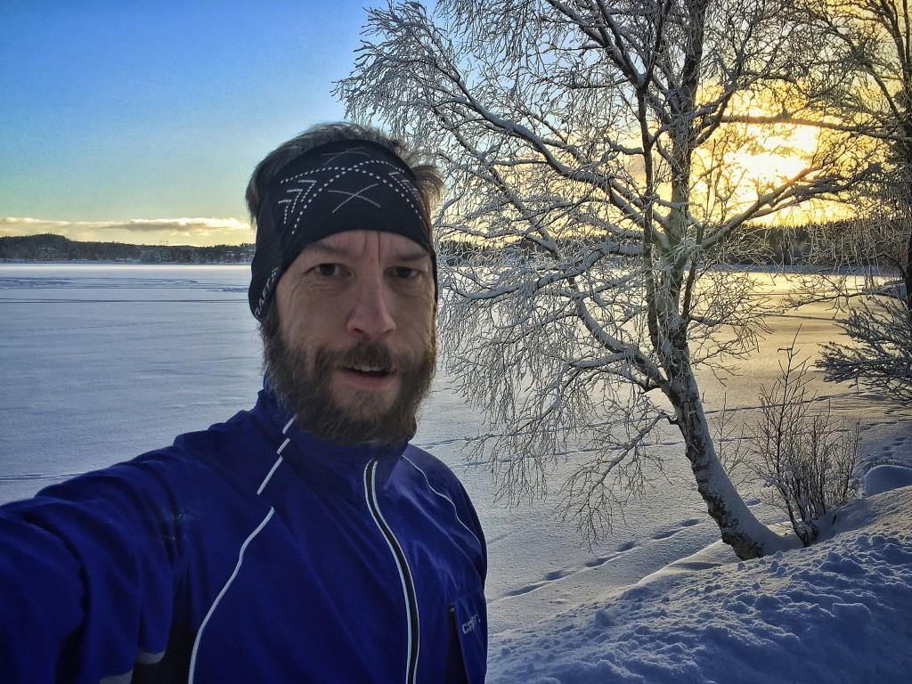 löpning running winter craft