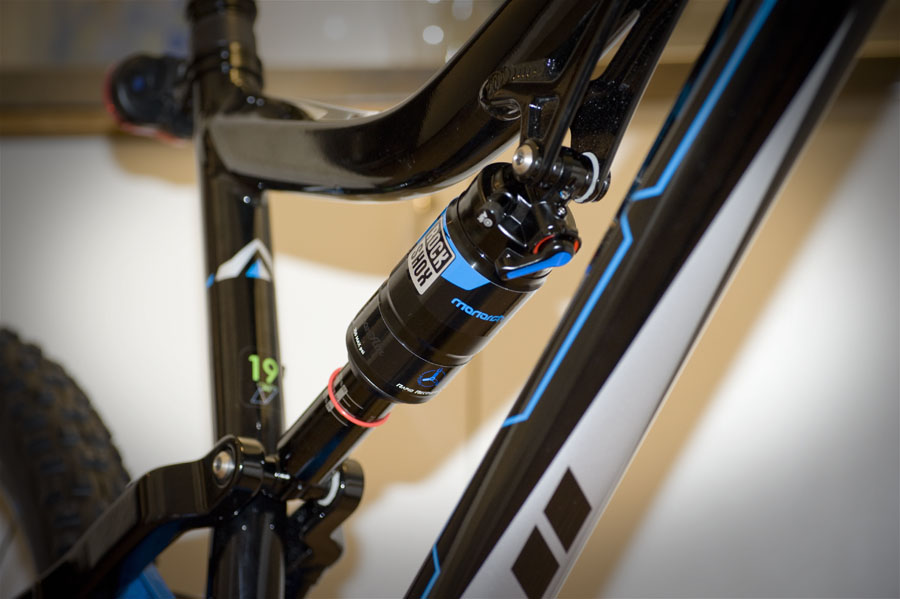 rock shox monarch fuji auric 1.5