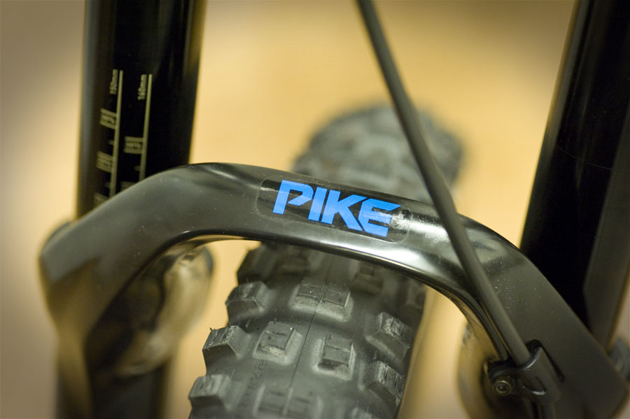 rock shox pike fuji auric one 5