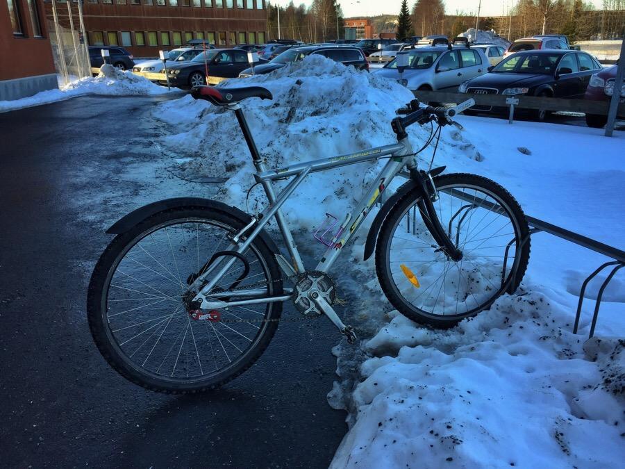 cykelpendla gt single speed
