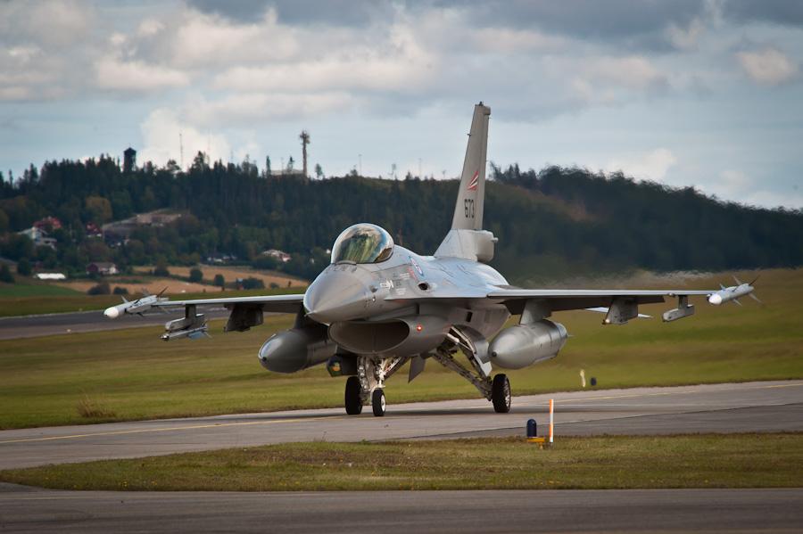 F16E Fighting Falcon